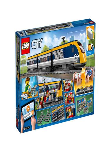 Lego Lego City Yolcu Treni 60197 Renkli